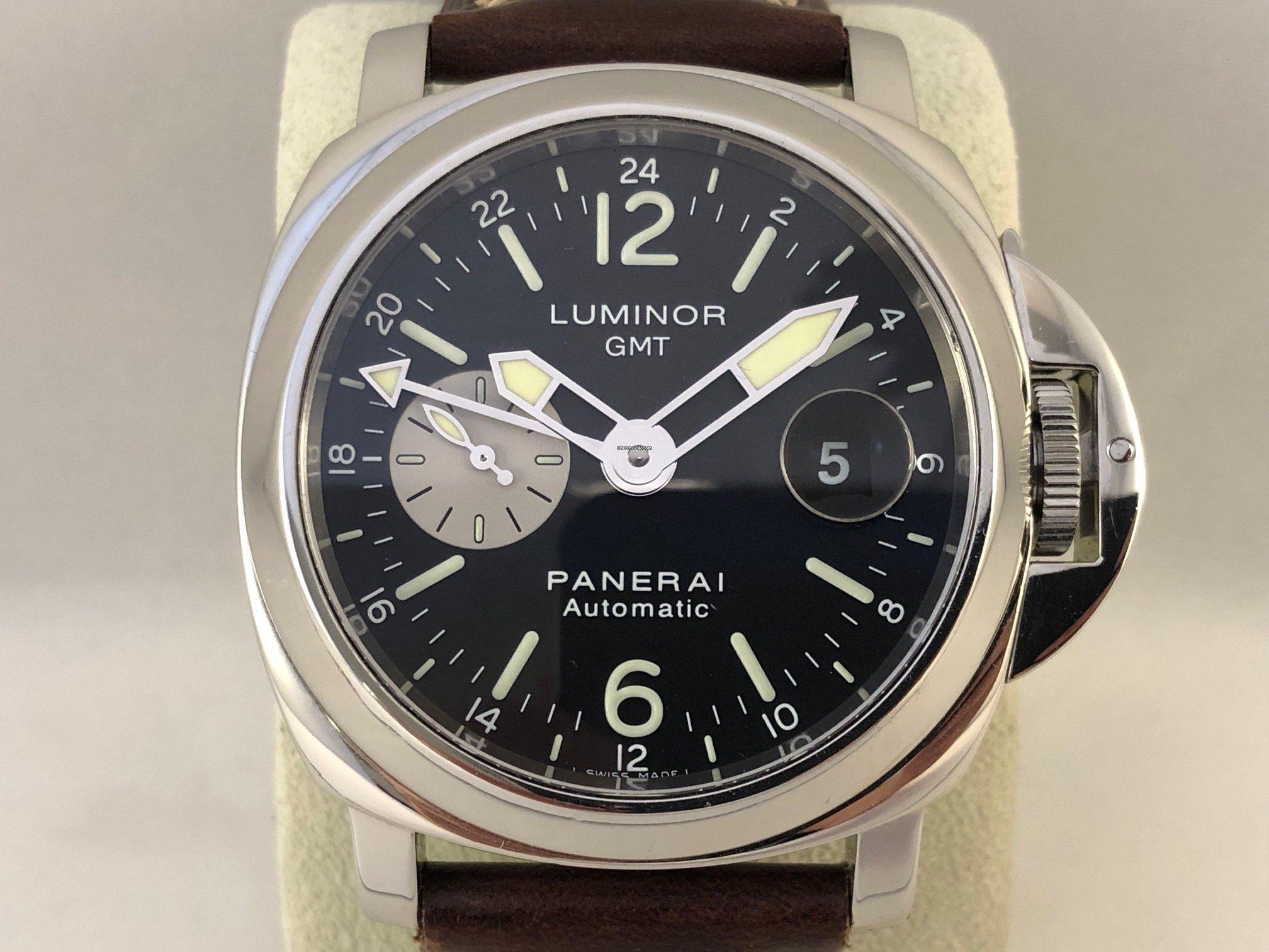 best service 306d6 e5f7f パネライ ルミノール GMT オートマチック PAM 00088 価格 ...