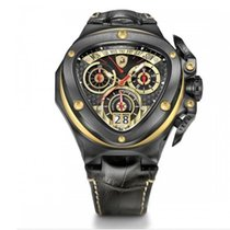 Tonino Lamborghini Steel 53.5mm Quartz TL SPYDER 3012 new India, Mumbai