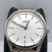 Oris Steel 42mm Automatic 01 733 7642 4051-07 8 21 80 pre-owned UAE, Abu Dhabi