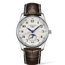 Longines Master Collection Steel 40mm Black Arabic numerals United States of America, New York, NY