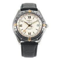 Breitling Antares Steel 39mm Champagne