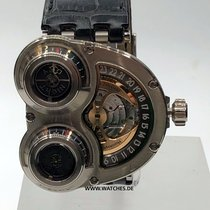 Mb&f Hvitt gull 47mm Automatisk 31.WTL.B brukt