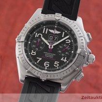 Breitling Crosswind Special Zeljezo 43.5mm Crn