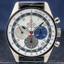 Zenith El Primero White gold 38mm United States of America, Massachusetts, Boston