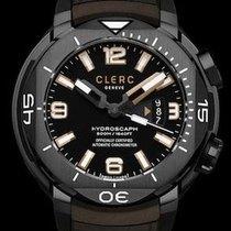 Clerc Hydroscaph H1 Chronometer H1-4A.10R.6 new