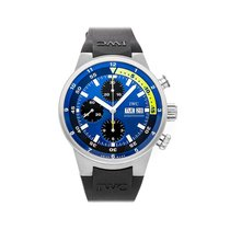 IWC Aquatimer Chronograph Steel 44mm Blue No numerals United States of America, Pennsylvania, Bala Cynwyd