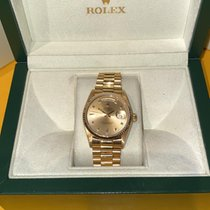 Rolex Day-Date Yellow gold 36mm Gold (solid) No numerals