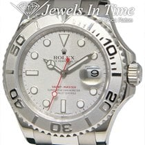 Rolex Yacht-Master 40 pre-owned 40mm Date Steel