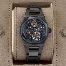 Girard Perregaux Laureato Ceramic 42mm Transparent United States of America, New York, Airmont