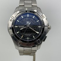 TAG Heuer Aquaracer 300M Acier 44mm Noir France, Paris