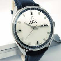 Edox Edox diamatic day-date self-winding. Very good Steel 39mm Automatic India, MUMBAI