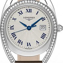 Longines Equestrian Steel 30mm Silver United States of America, New York, Airmont