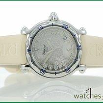 Chopard Happy Sport Snowflake Diamonds 38 mm