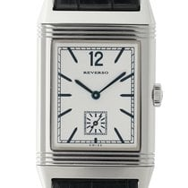 Jaeger-LeCoultre Grande Reverso Ultra Thin 1931 White gold 28mm Silver Arabic numerals United States of America, New York, New York