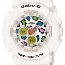 Casio BA-120LP-7A1ER Baby-G Damen 43mm 10ATM