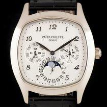 Patek Philippe Perpetual Calendar Unworn White Gold