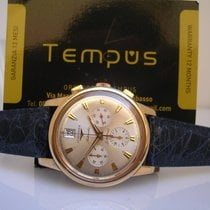 Longines Conquest Heritage 18 Kt Solid Gold With PAPERS