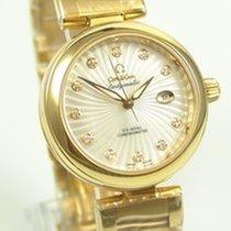 Omega De Ville Ladymatic 425.60.34.20.55.003 DE VILLE LADYMATIC Coassiale 34MM Gold nuevo