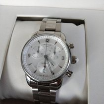Certina DS Podium Silver Dial Ladies Watch Chronograph