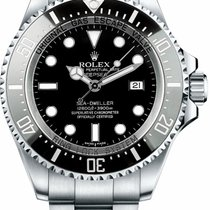 Rolex Sea Dweller Deep Sea Black