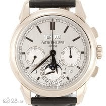 Patek Philippe 5270G-001 Perpetual Calender Chrono Papers 2014 D