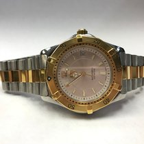 TAG Heuer 2000 Gold Plated Steel Automatic Mens Watch WK2121