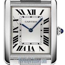 Cartier Tank Solo Otel 31mm Argint