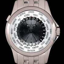 Patek Philippe World Time White Gold 5130/1G-010