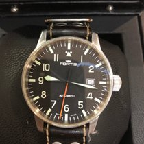 Fortis Flieger Classic - 595.11.41 L