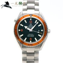 Omega 2208.50 Stahl Seamaster Planet Ocean 46mm