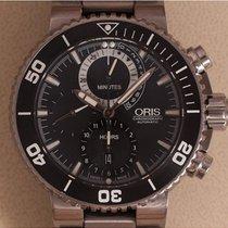 Oris Aquis Carlos Coste Chronograph LE