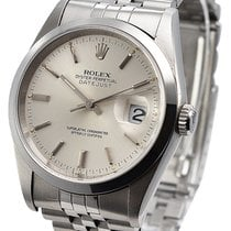 Rolex 16200_used_silver_stick Datejust 36mm with Smooth Bezel...