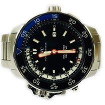 IWC Aquatimer Deep Two IW354702 2014 подержанные