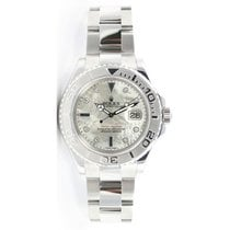Rolex Yacht-Master 40 pre-owned 40mm Mother of pearl Steel