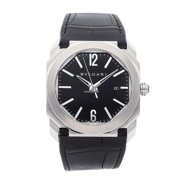 6f456deaf59 Bulgari watches - all prices for Bulgari watches on Chrono24
