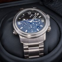 Blancpain new Automatic Small Seconds Power Reserve Display 40mm Titanium Sapphire Glass