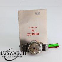 Tudor Heritage Advisor gebraucht 34mm Silber Stahl