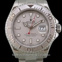Rolex Yacht-Master 40 Steel 40mm Grey