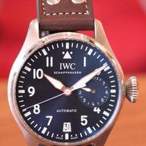 IWC Big Pilot Acél