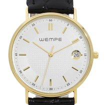 Wempe Yellow gold 34mm Quartz pre-owned