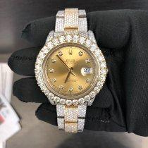 Rolex Datejust II Gold/Steel 41mm Gold Roman numerals United States of America, New York, New York