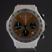 Hublot Steel 42mm Automatic 1920.1 pre-owned