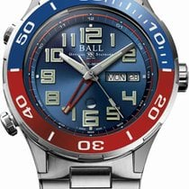 Ball Titanium 40mm Automatic DG3036B-S2C-BE new United States of America, Florida, Naples