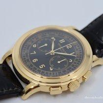 Patek Philippe Chronograph Жёлтое золото 27.5mm