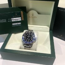 Rolex GMT-Master II 116710BLNR 2013 подержанные