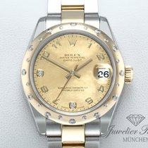 Rolex Lady-Datejust 178343 Very good Gold/Steel 31mm Automatic