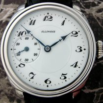 Illinois Staal 44mm tweedehands