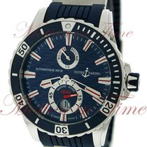 Ulysse Nardin Diver Chronometer 263-10-3/93 new