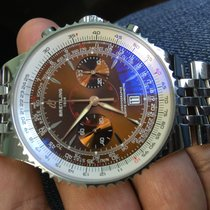Breitling Montbrillant Légende Steel 47mm Bronze No numerals United States of America, Florida, miami