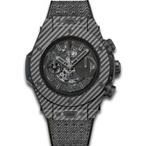 Hublot Big Bang Unico Carbon 45mm Black Arabic numerals United States of America, Pennsylvania, Holland